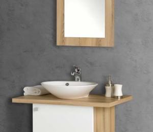Salle de bain tout savoir sur sa renovation et installation - Comment installer une vasque sur un plan de travail ...