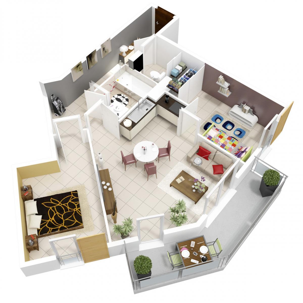 Interieur maison lego - Debarrasser une maison ...