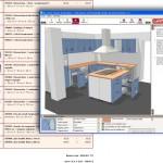 Un logiciel de conception de cuisine